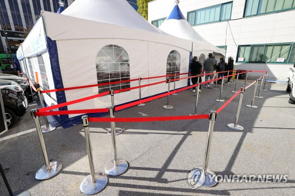 简讯:韩国新增145例新冠确诊病例 累计27195例