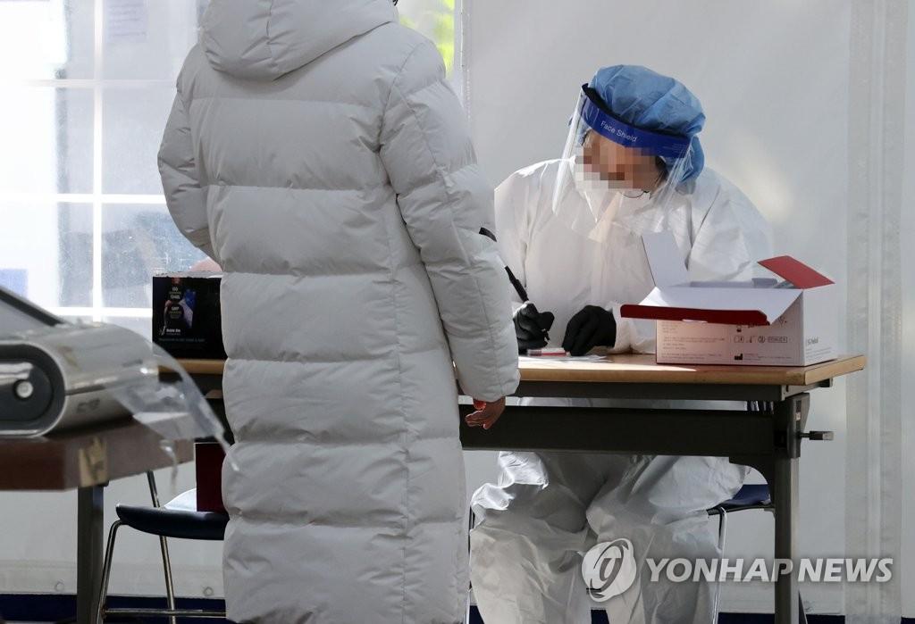 简讯:韩国新增125例新冠确诊病例 累计27050例