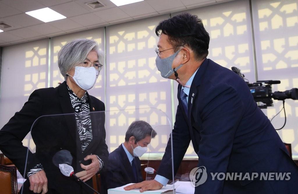 韩外长:美大选结果难料将全力应对各种可能