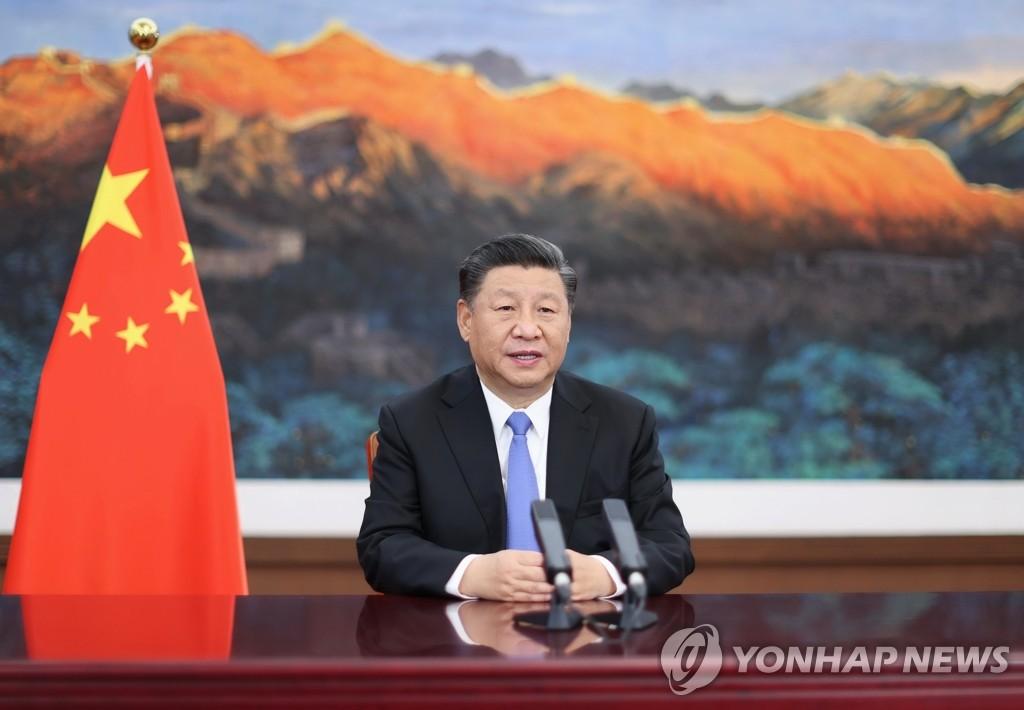 消息:中方推进习近平年内访韩