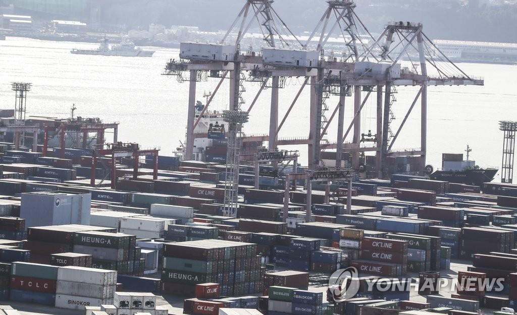韩海水部要求国内外航运商为韩货扩大舱位