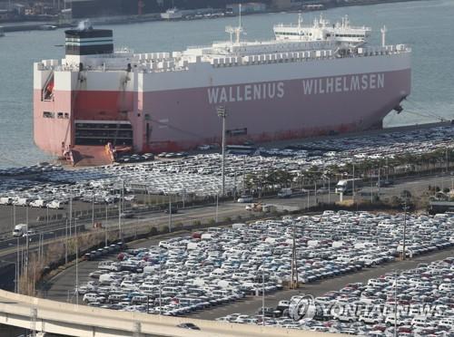 韩国2月汽车产量内销出口均两位数增长