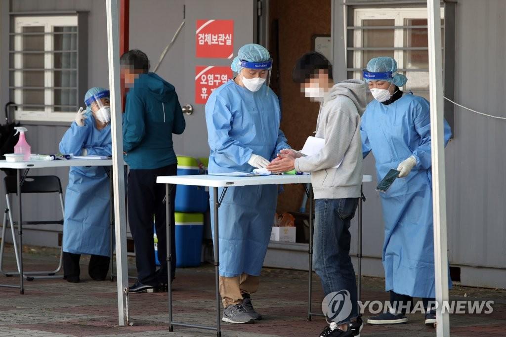 简讯:韩国新增126例新冠确诊病例 累计27553例