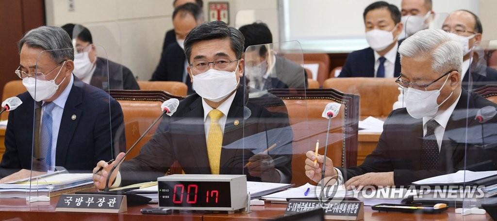 韩防长:朝居民越境事件不属于边防失守