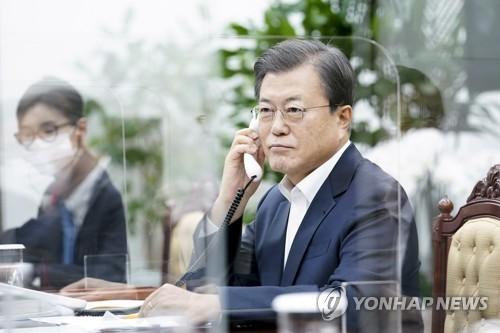 英国首相发亲署信邀韩国参加G7峰会