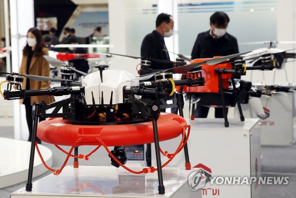 韩政府拟大力扶持本土无人机企业