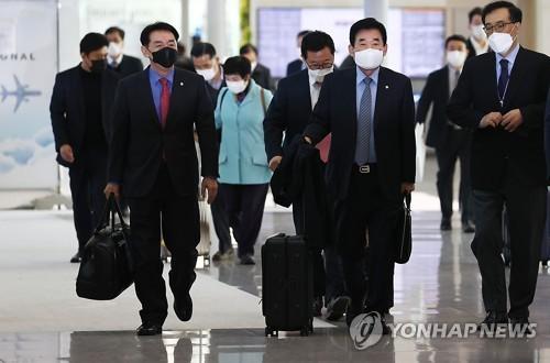 韩国议员团时隔8个月访日 将讨论韩日关系