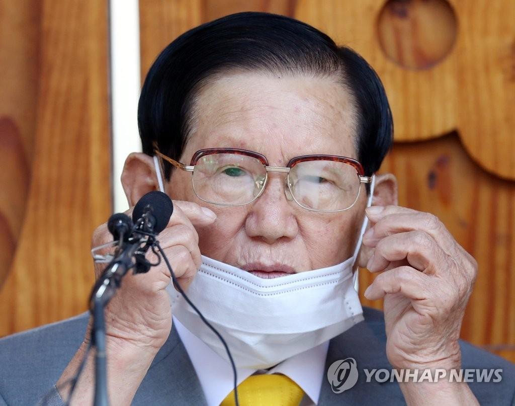资料图片:李万熙 韩联社