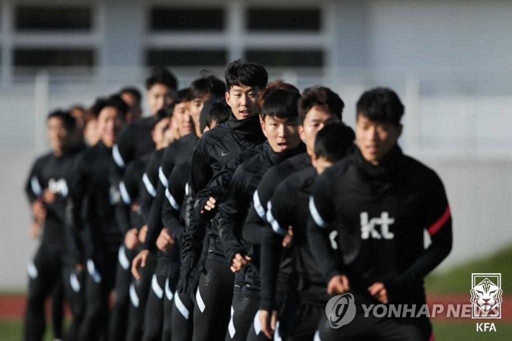 韩国国足12月FIFA排名维持第38位