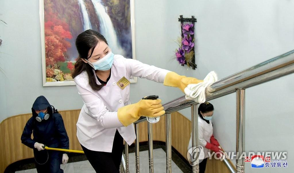 """报告:朝鲜新冠疑似病例6173例 确诊数仍为""""0"""""""