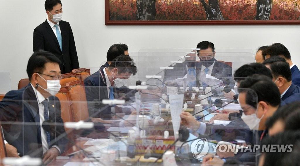 韩国延后处理非公开援朝预算
