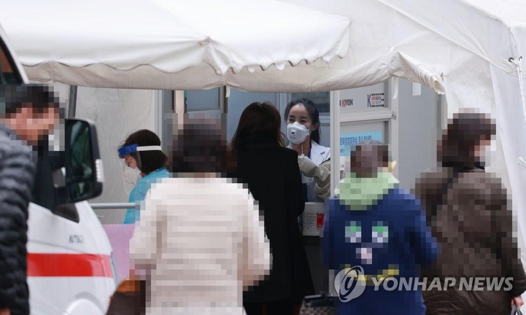 韩防疫部门初步判断境内疫情现第三波流行