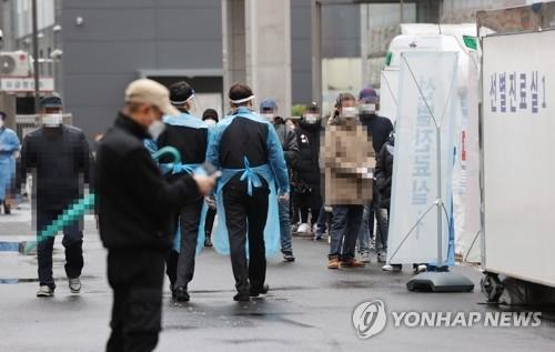 详讯:韩国新增349例新冠确诊病例 累计31353例
