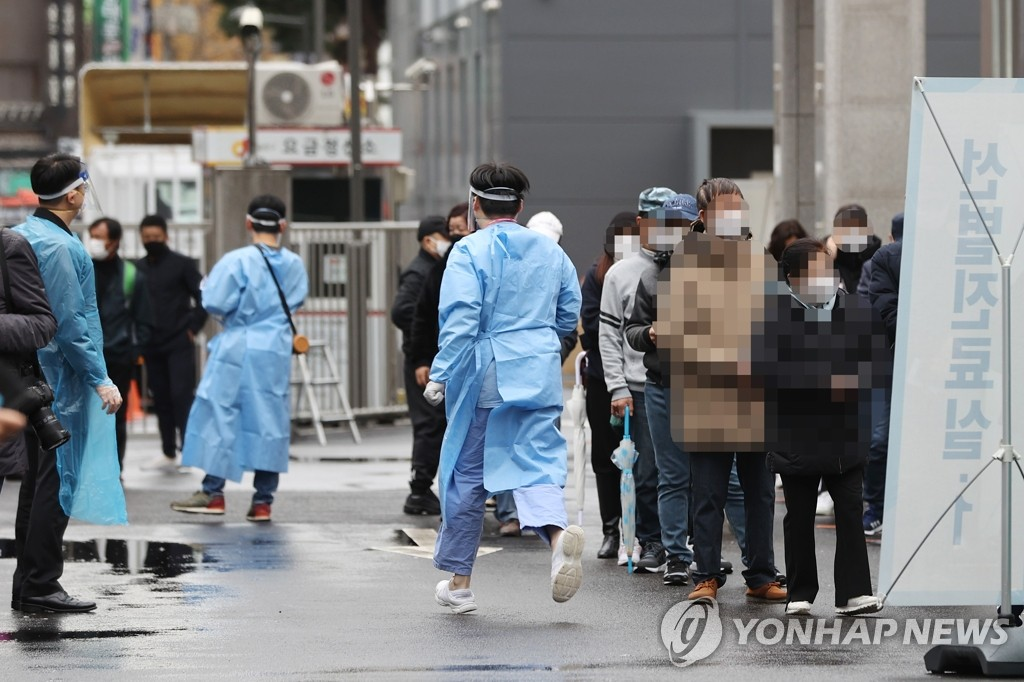 简讯:韩国新增271例新冠确诊病例 累计31004例