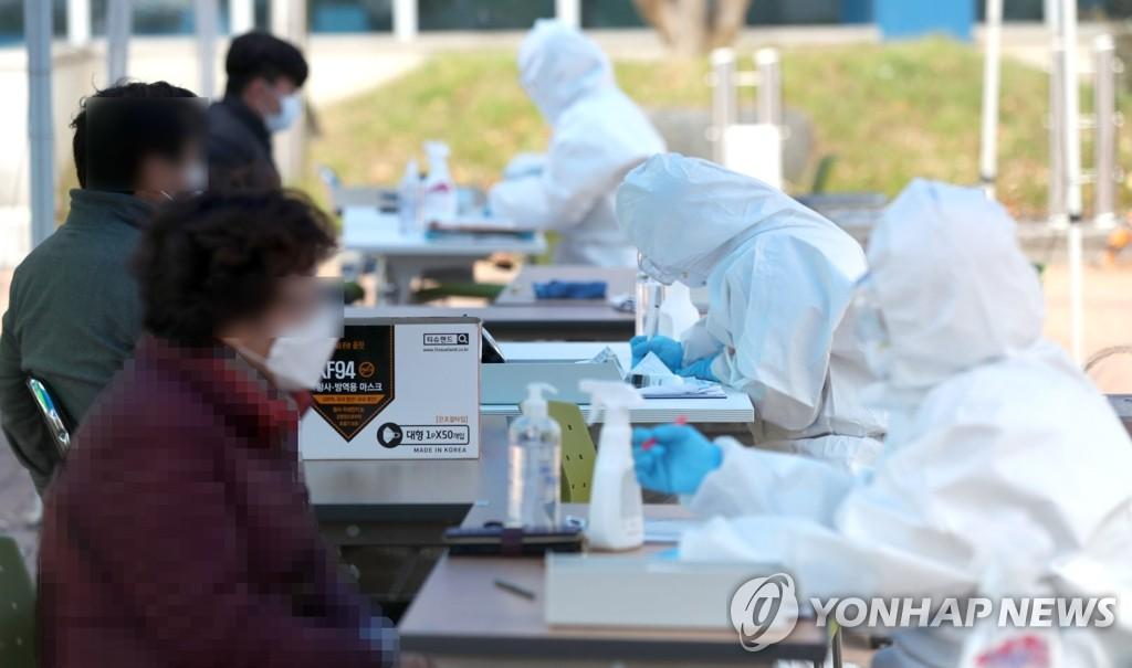 简讯:韩国新增349例新冠确诊病例 累计31353例