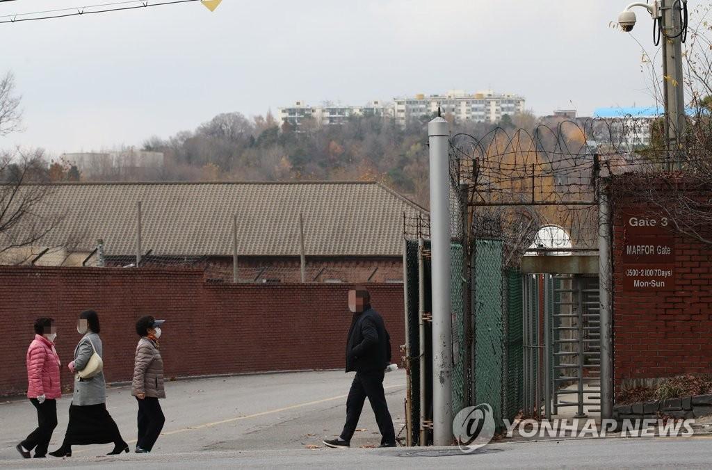 美军今起上调韩国全境公共卫生保护水平