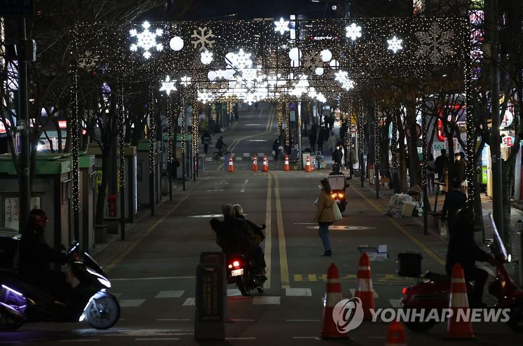 简讯:韩国新增583例新冠确诊病例 累计32318例