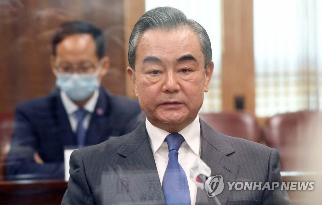 王毅:习近平主席将在条件成熟时访韩