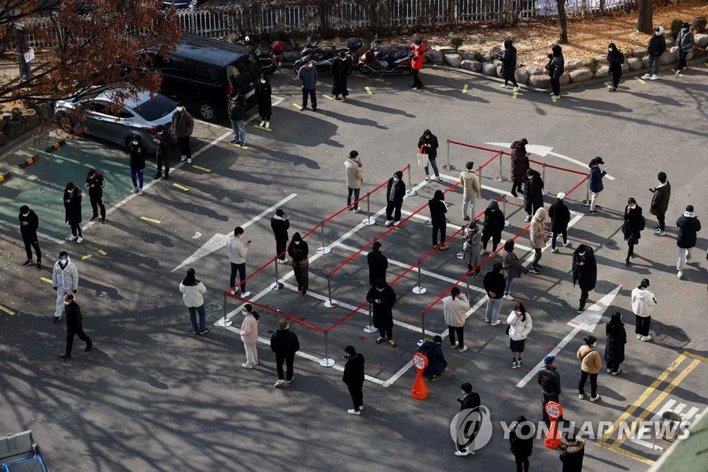 简讯:韩国新增569例新冠确诊病例 累计32887例