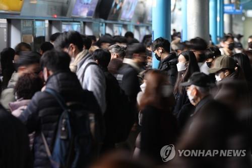 详讯:韩国在全国范围加强疫情防控