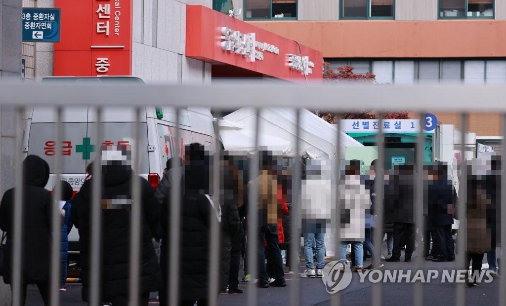 详讯:韩国新增438例新冠确诊病例 累计34201例