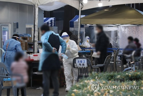 韩防疫部门:尚难断言疫情好转 需继续观察