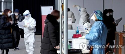韩防疫部门:升级防控措施见效仍需时日