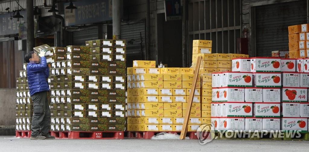 简讯:韩国2020年全年CPI同比上涨0.5%