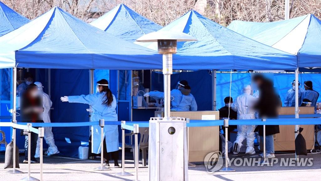 韩国8日起实施高强度升级版防疫响应措施