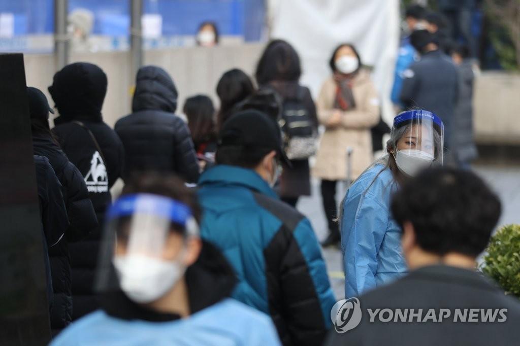 韩今起全国升级防疫响应为期三周