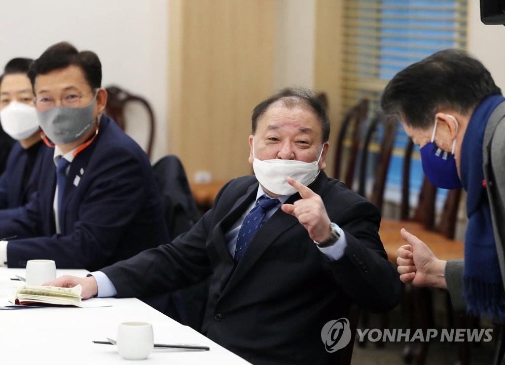资料图片:姜昌一 韩联社
