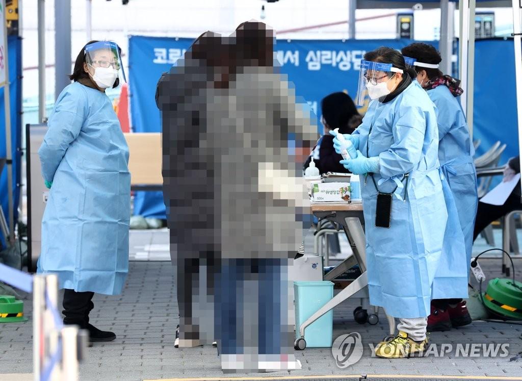 详讯:韩国新增686例新冠确诊病例 累计39432例