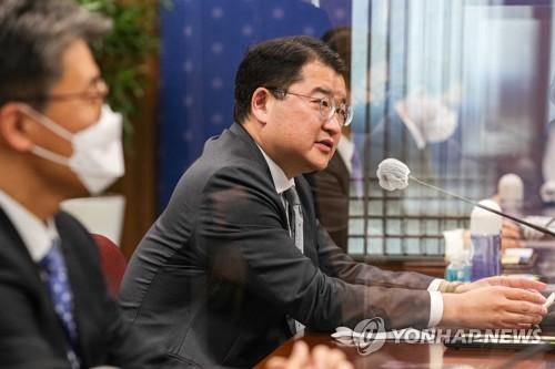 韩美副外长通电话讨论共同关切