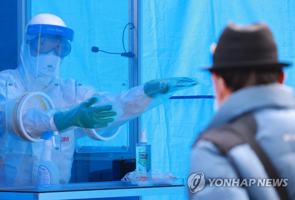 详讯:韩国新增682例新冠确诊病例 累计40098例