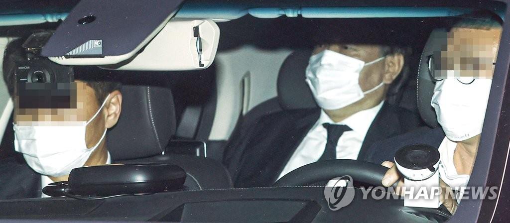 韩检察总长检察惩戒委会议未得出结论