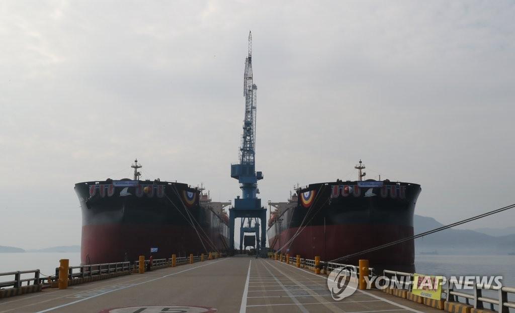 韩国公布环保船舶十年规划力争实现减排目标