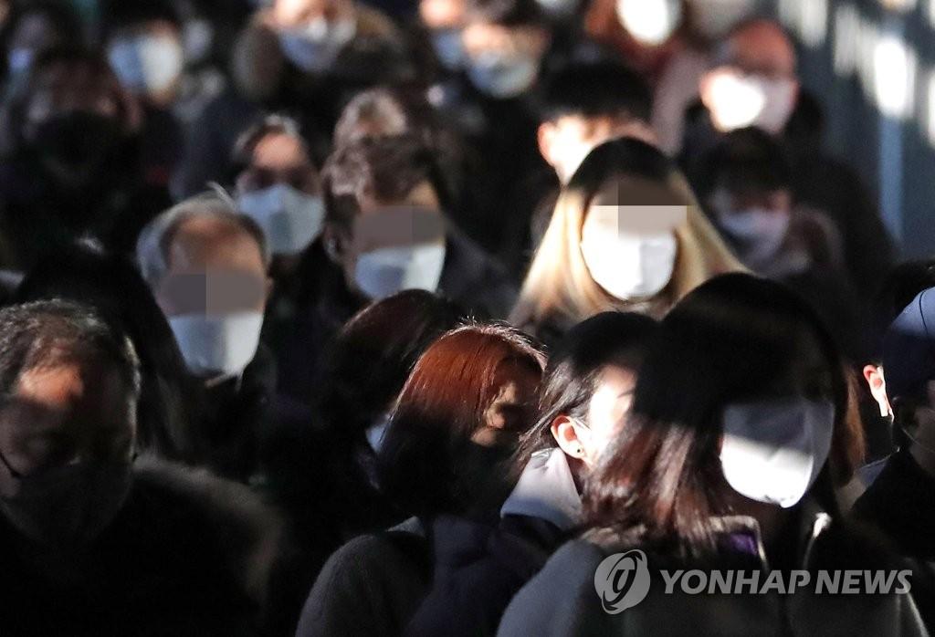 """调查:""""传染病""""成韩国民众最大担忧"""