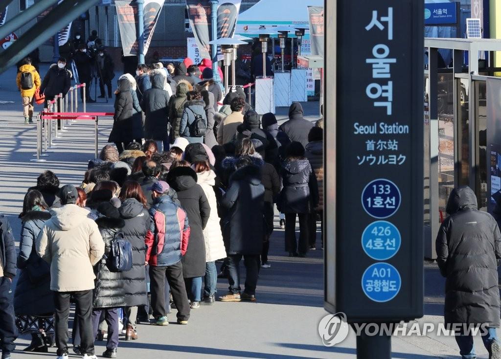 韩政府预测下周单日新增确诊恐继续超千例