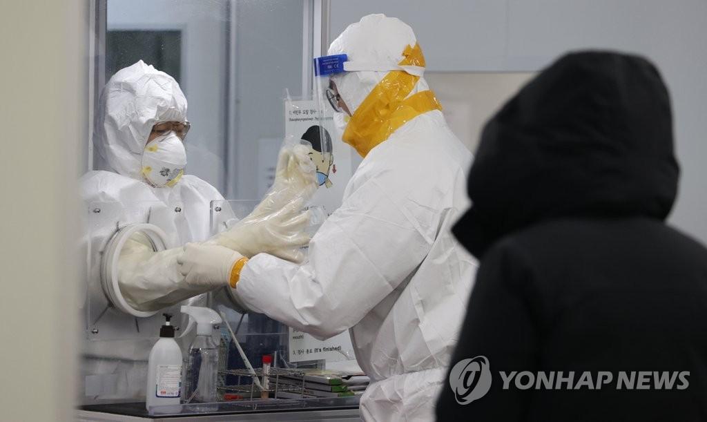 韩防疫部门:上调防疫级别需社会形成共识