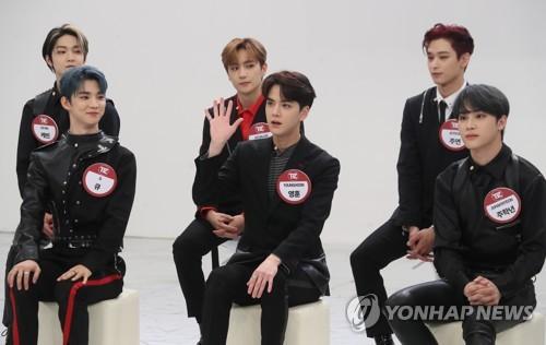 THE BOYZ出演韩国文化脱口秀
