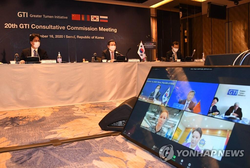 韩发布图们江水质治理共同研究计划