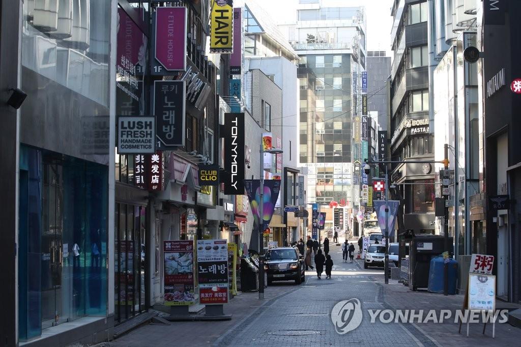 韩政府争取现防疫级别下遏制疫情