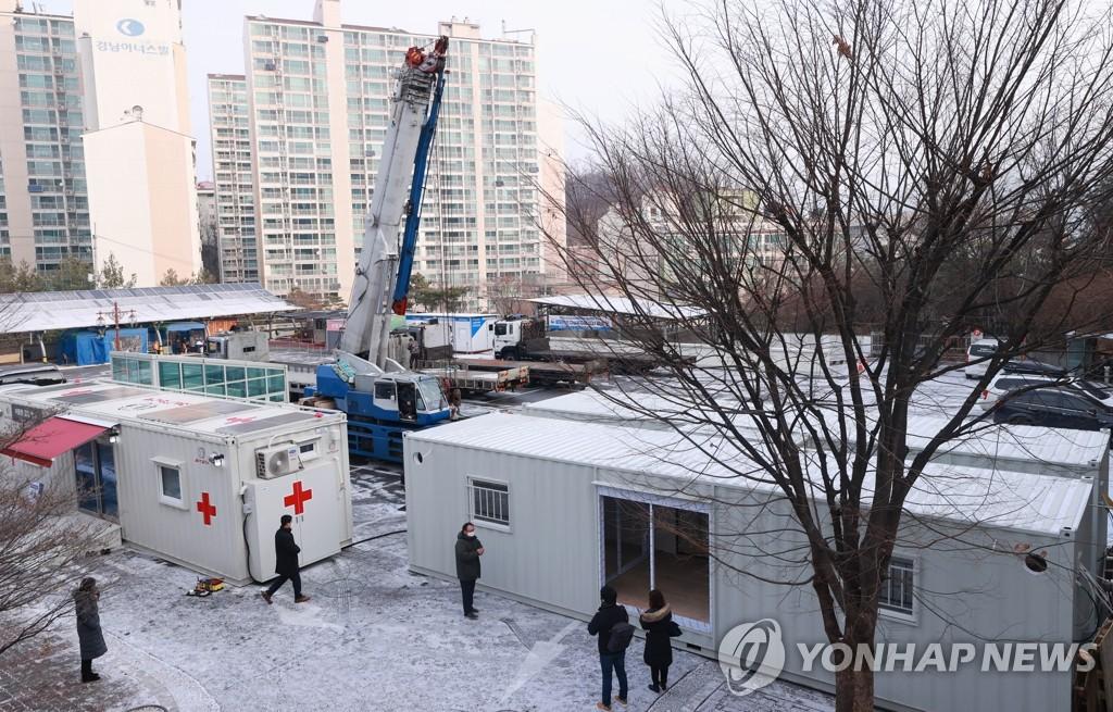 韩国病床告急 8人在等待中死亡
