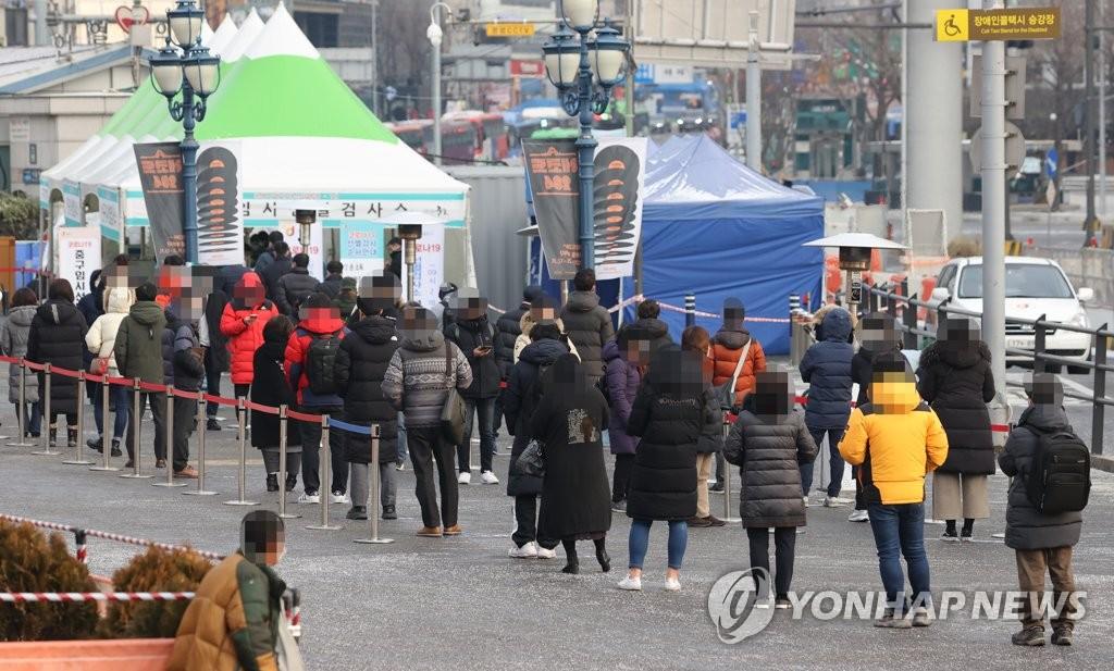 简讯:韩国新增1097例新冠确诊病例 累计49665例