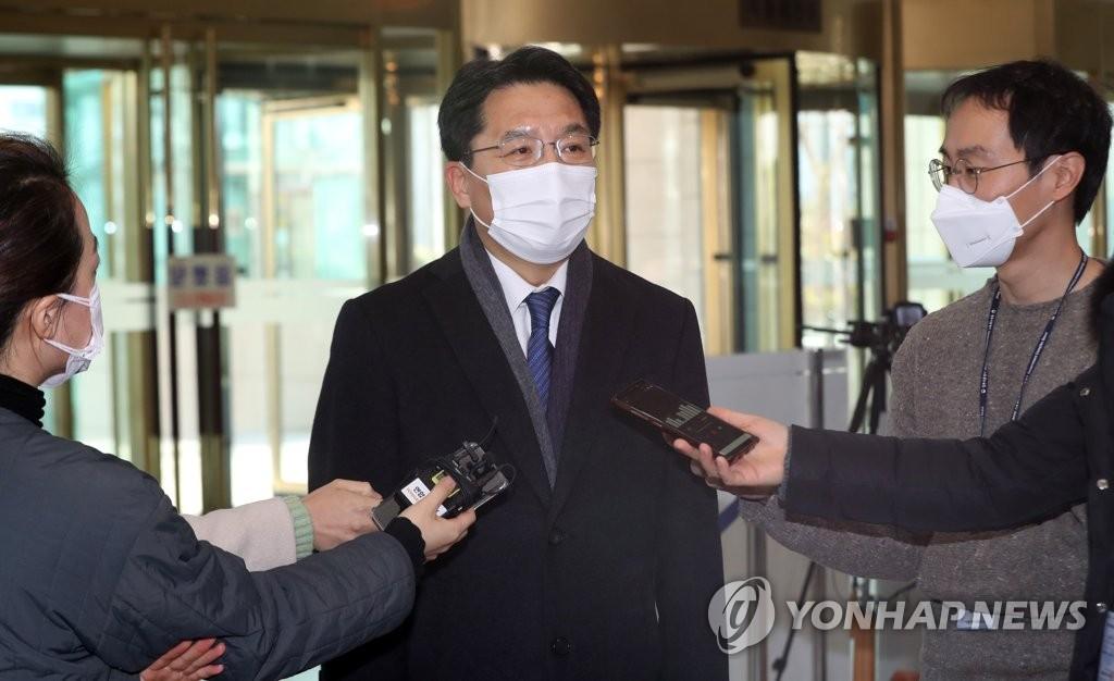 详讯:韩总统幕僚鲁圭悳任朝鲜事务代表