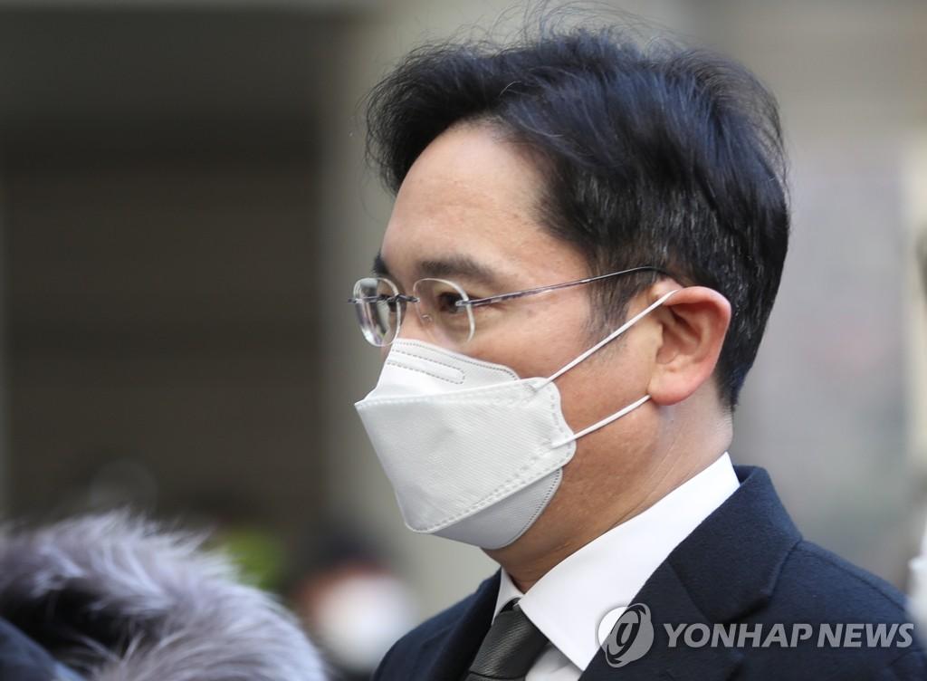 资料图片:李在镕 韩联社