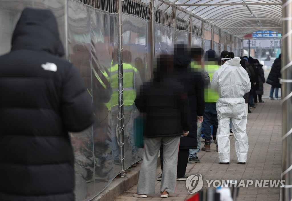 韩政府:本周末决定是否上调防疫响应级别