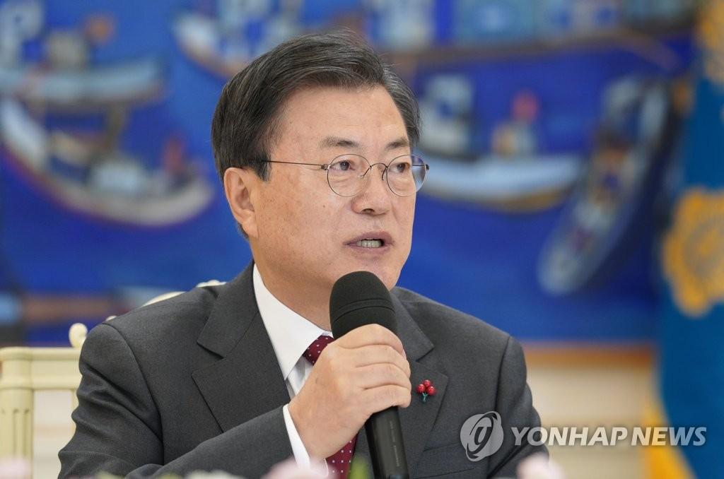 韩青瓦台反驳所谓总统忽视采购新冠疫苗说法