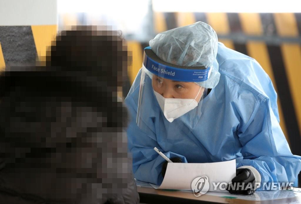 简讯:韩国新增1092例新冠确诊病例 累计52550例