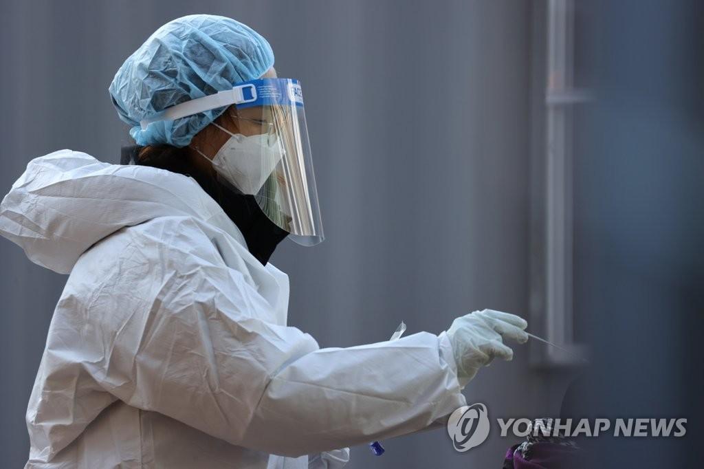 简讯:韩国新增1132例新冠确诊病例 累计55902例